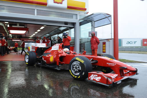 Rigon in Massa za Ferrari
