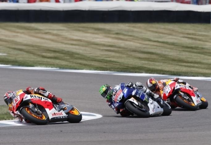 Marquez popoln konec tedna okronal še z zmago