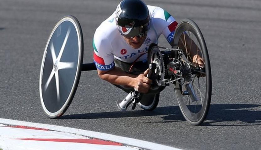 Zanardi osvojil naslov prvaka med kolesarji paraplegiki
