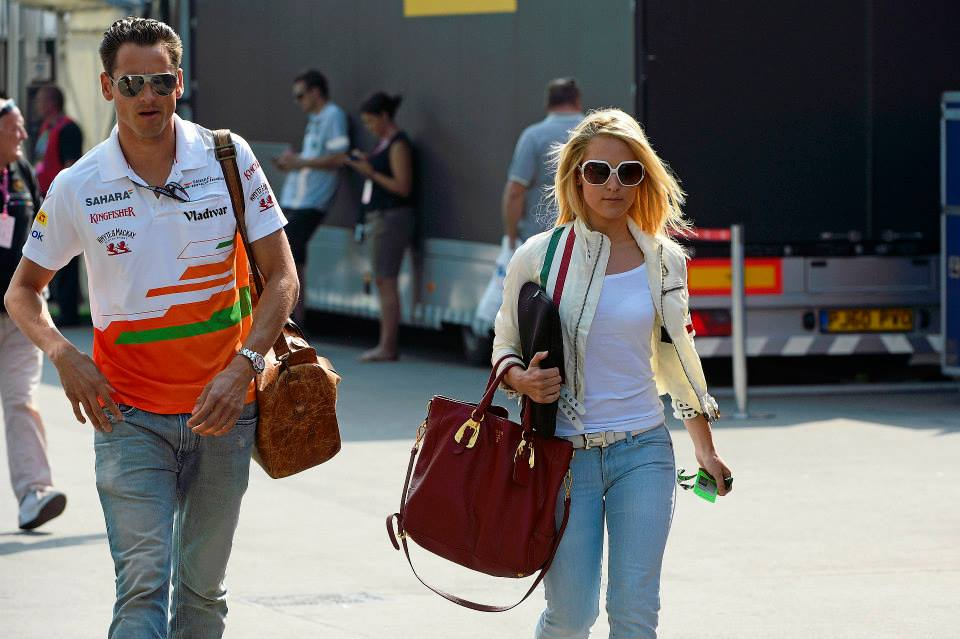 F1 – Monza: Petkovo dogajanje na VN Italije (Foto)