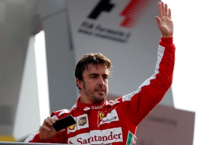 Alonso: Potrebujemo srečo in Sebove odstope