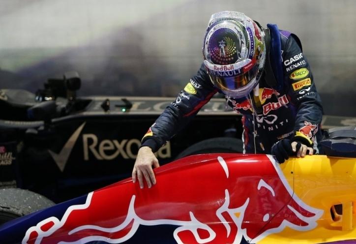 Vettel s strahovitim tempom do nove zmage