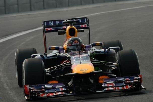 Red Bulla najhitrejša na prvem treningu