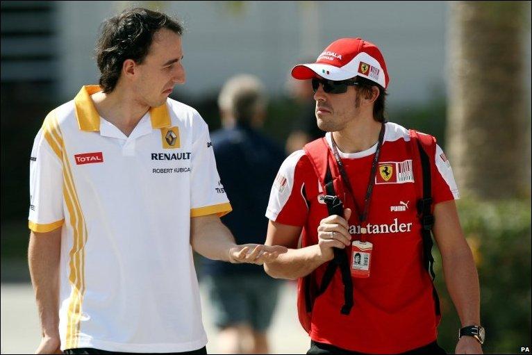 Ferrari si je želel Kubico