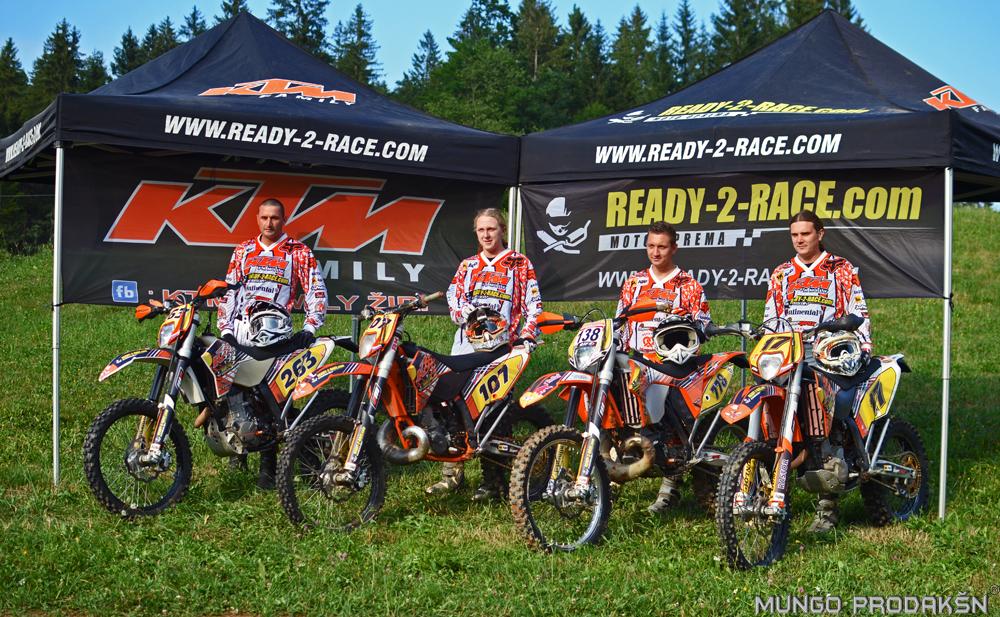 Svet Hitrosti in Ready 2 Race