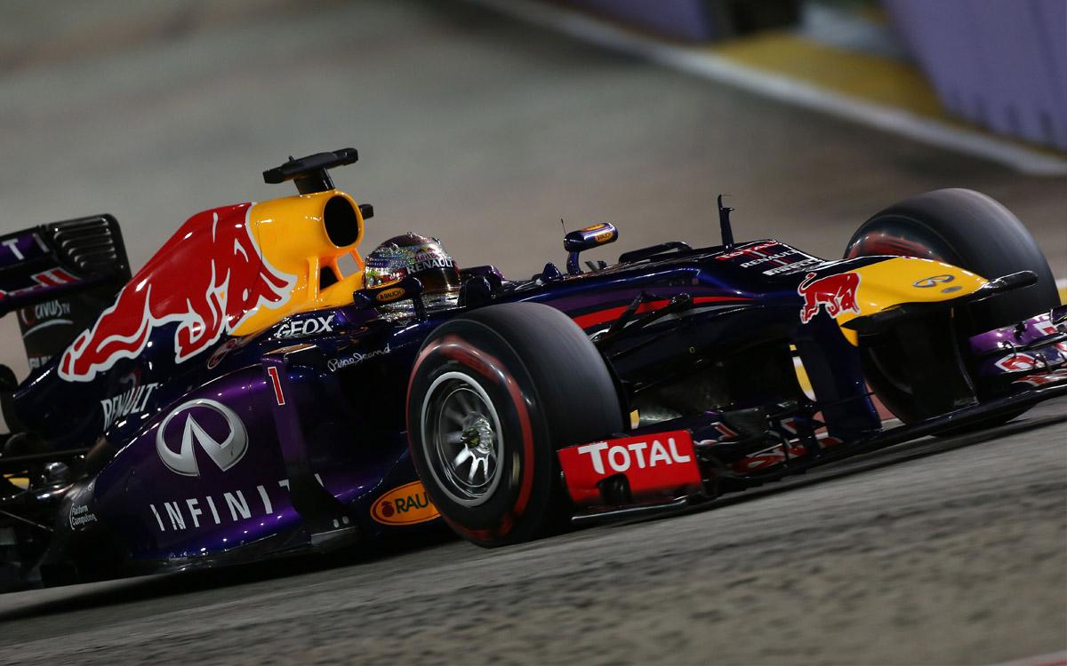 Vettel se kazni ne bo mogel izogniti