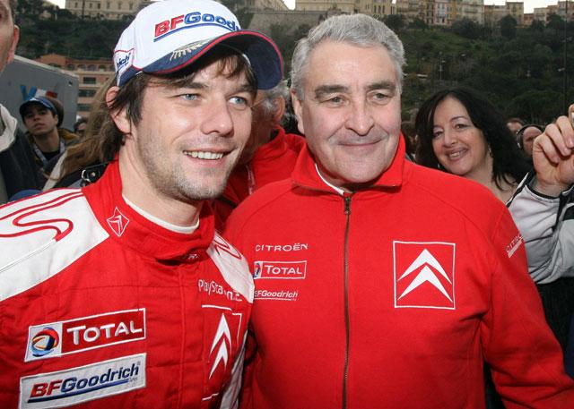Loeb bo do 2015 že v boju za naslov