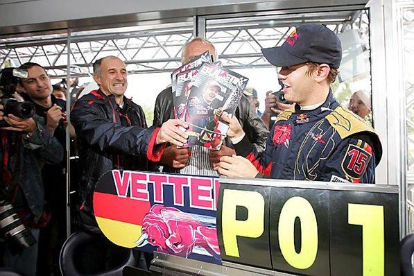 Alonso: Vettel se mora dokazati še v slabem dirkalniku