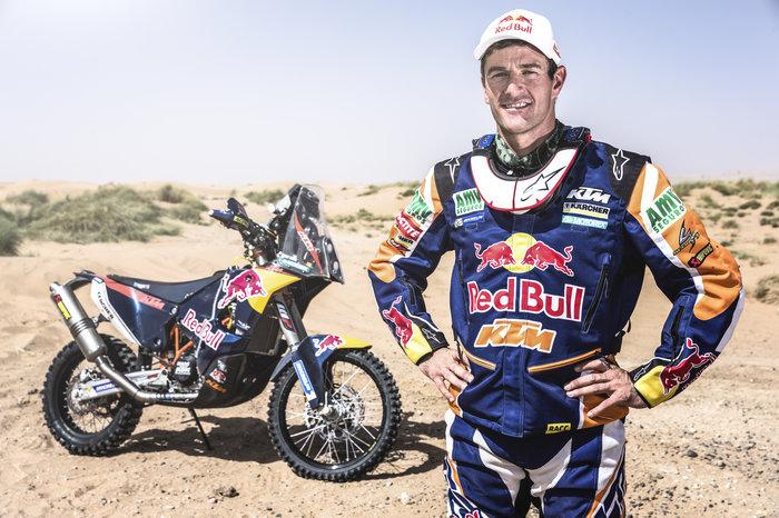 Zadnje priprave na Reli Dakar 2014