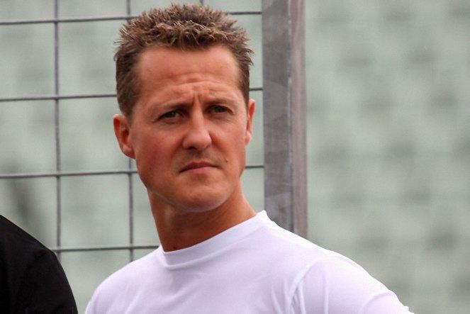 Schumacher se je za 50. rojstni dan sončil na Majorki