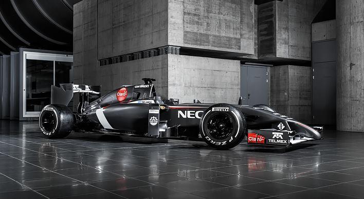 Sauber predstavil C33