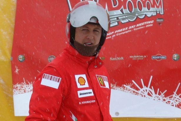 Schumacher se že odziva