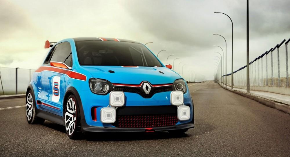 Renault z novim Twingom v Ženevo