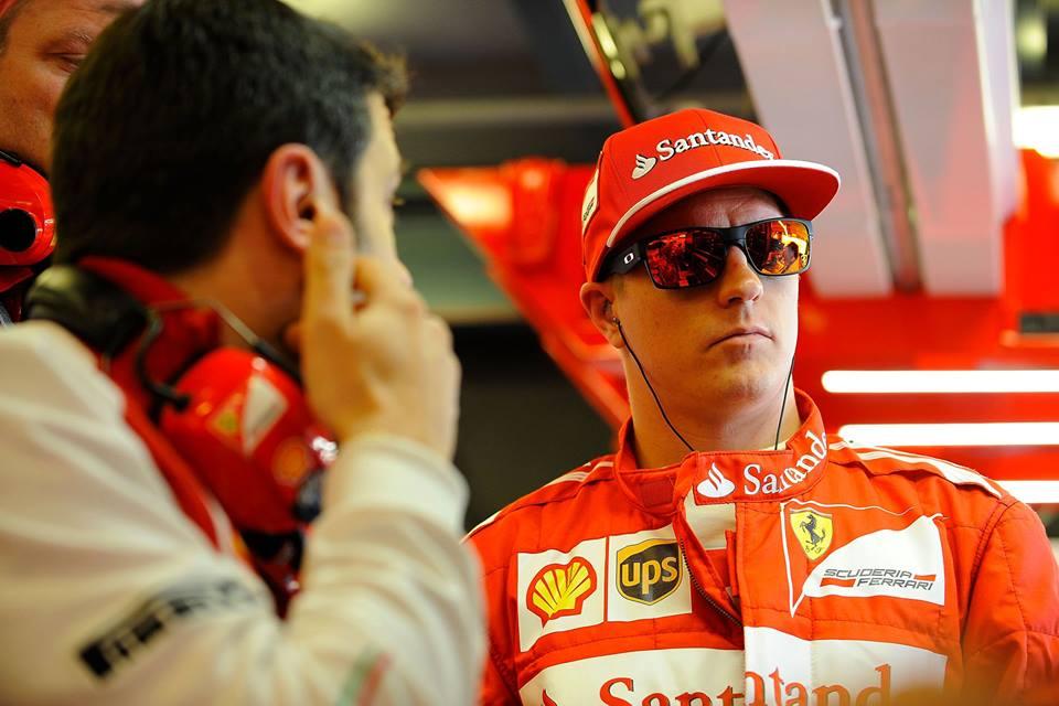 Ferrari: Rešiti moramo Raikkonenove težave