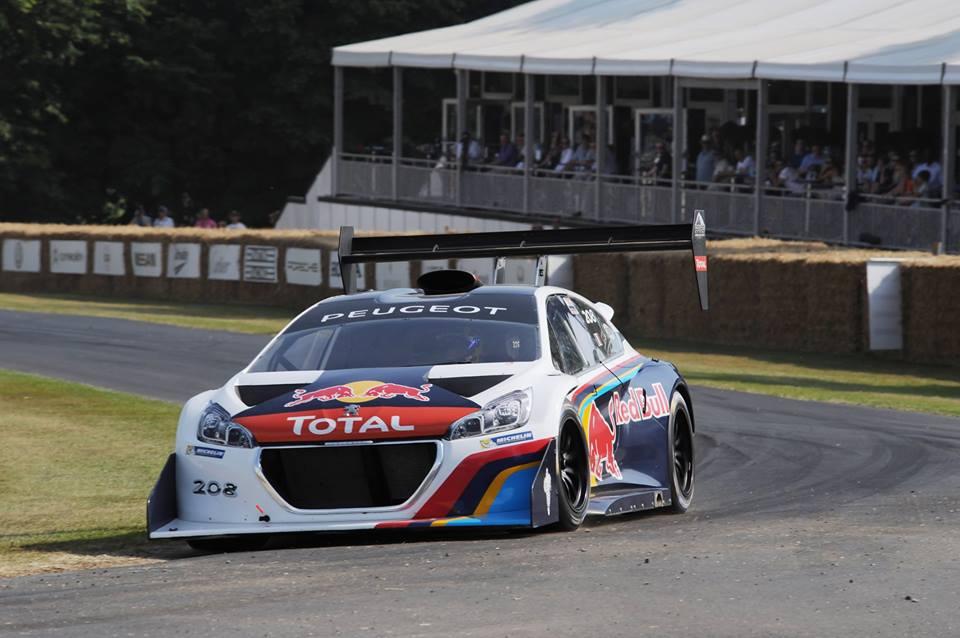 Loeb želi podreti še rekord Goodwooda