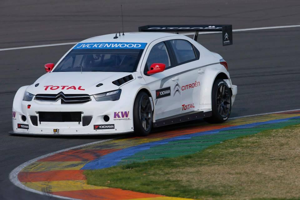 Citroen in Loeb na vrhu prvih testiranj