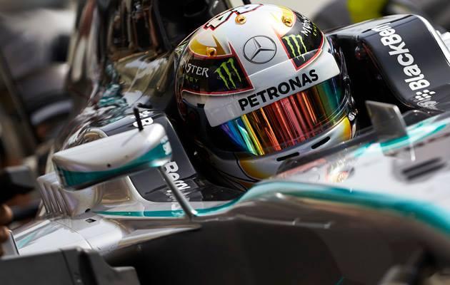 Hamilton najhitrejši dirkač dopoldneva