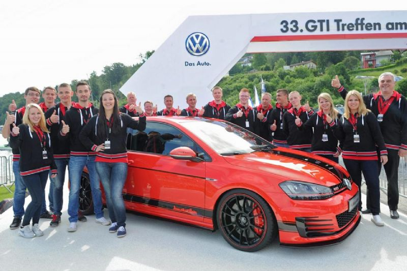 GTI Wolfsburg Edition