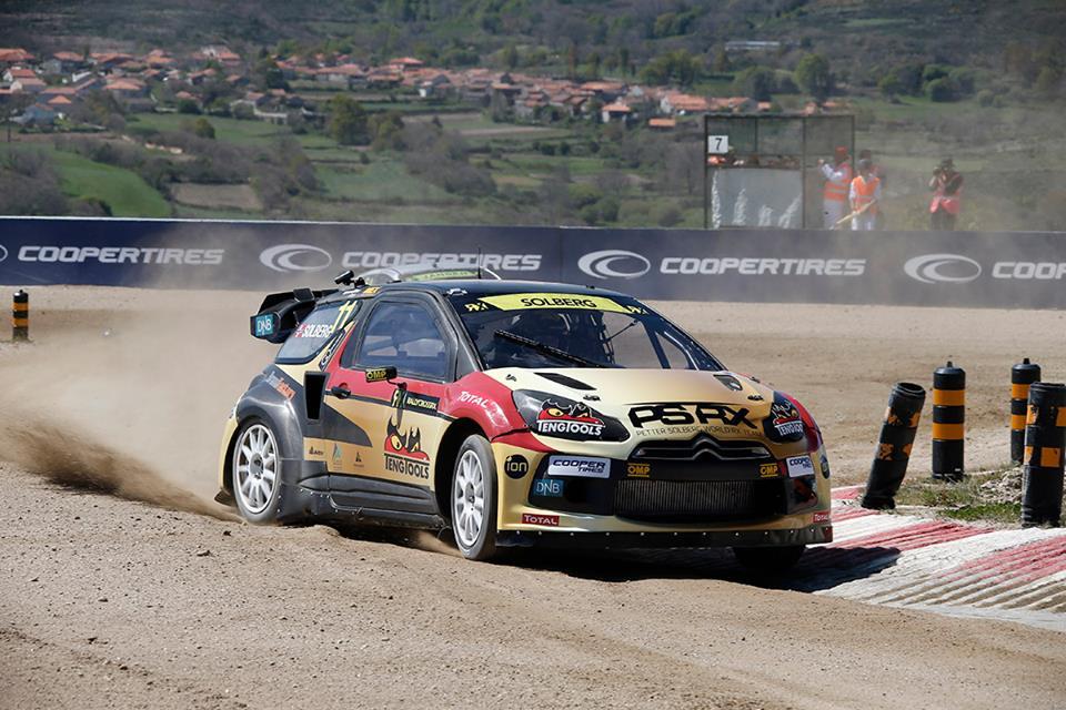 Solbergu prva dirka sezone RC