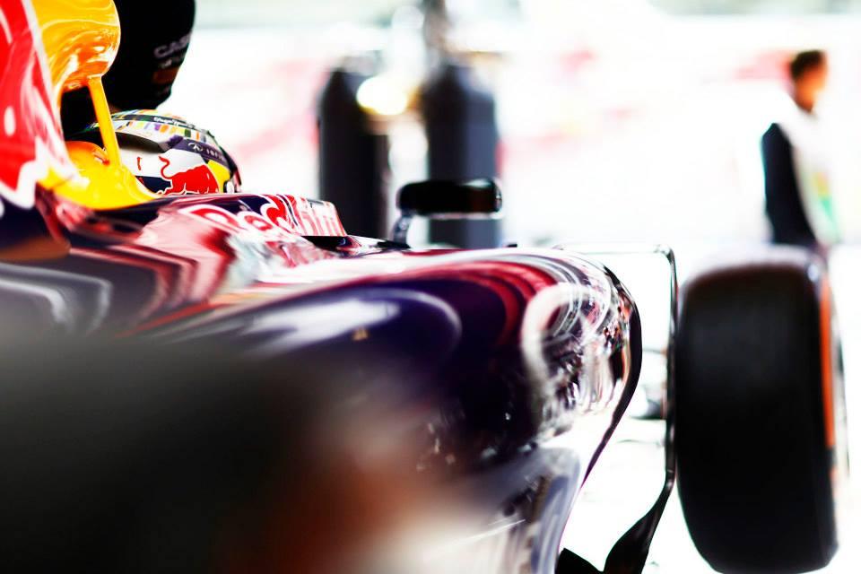 Vettel s pomanjaknjem moči