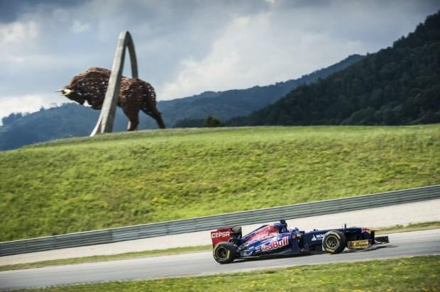 Lauda jezen na Red Bull