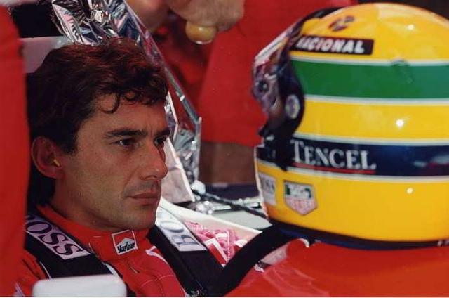 Senna je želel k Ferrariju