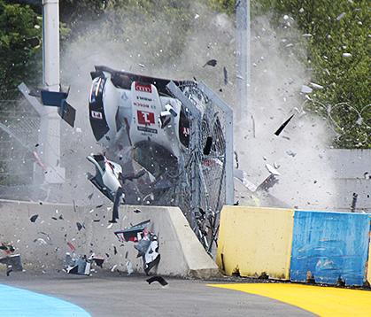 Le Mans: Audi R18 na prafaktorjih