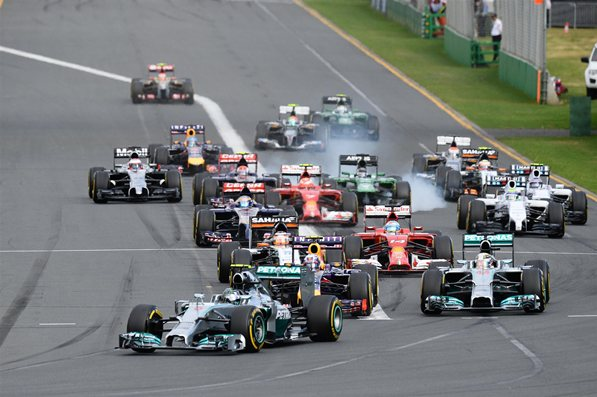 F1 predstavila novo platformo za spremljanje dirk