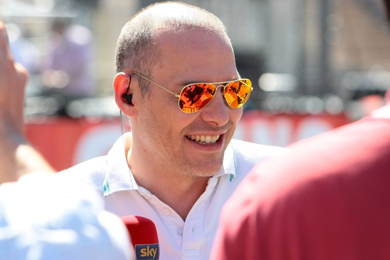 Villeneuve navdušen nad serijo Formule E