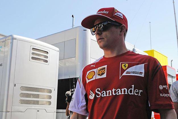 Raikkonen verjame, da se Ferrari izboljšuje