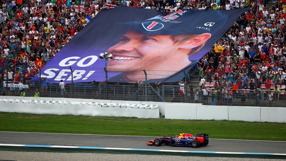 VN Nemčije: Spet je kriv Vettel!