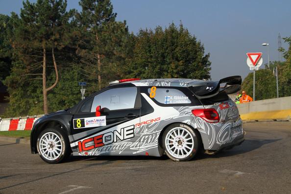 RallyCross in Le Mans mikata Raikkonena