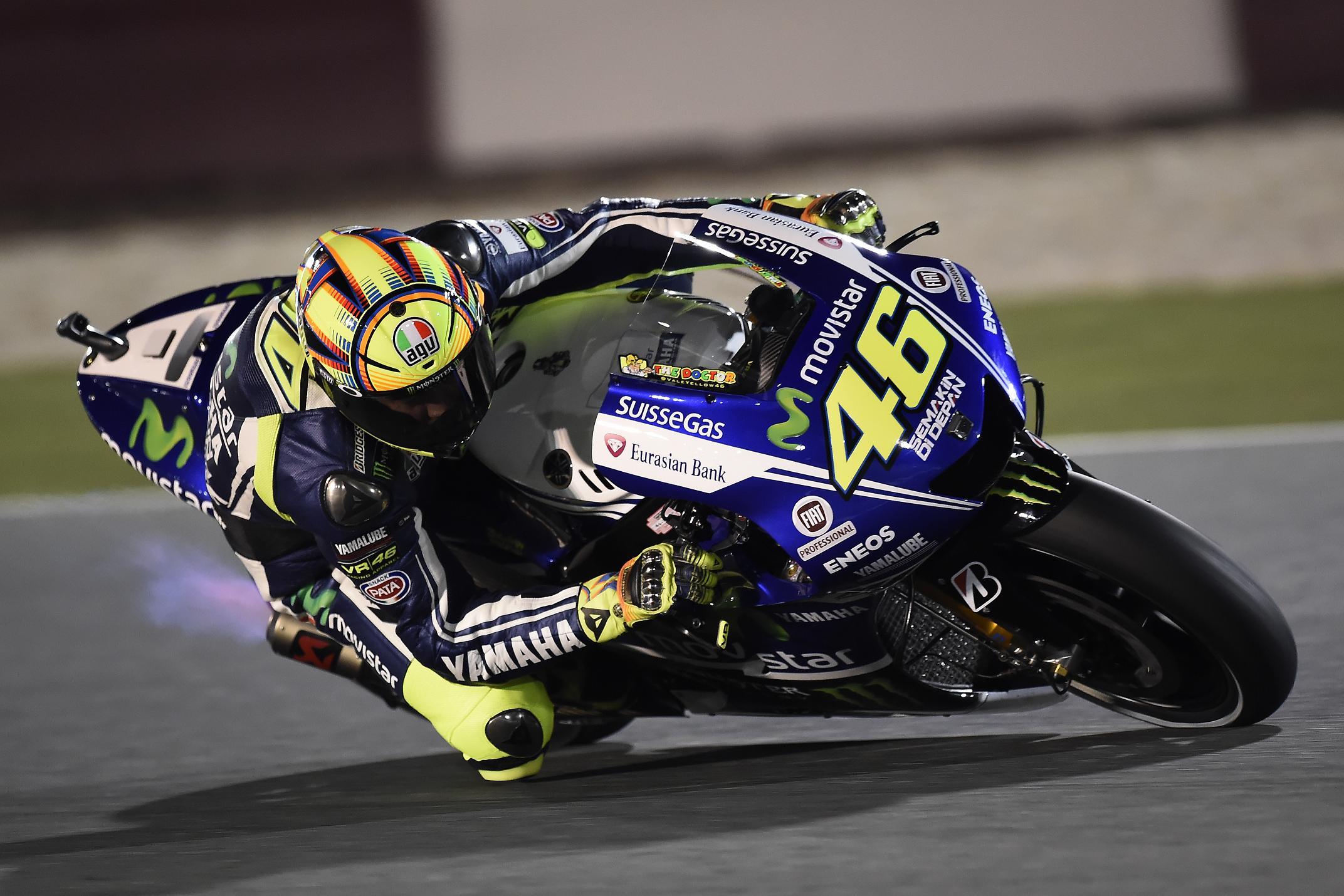 Rossi: Izogibati se moram napakam