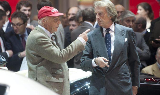 Lauda se opravičuje Ferrariju