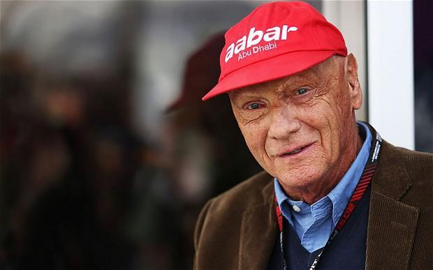 Lauda ostro napadel Ferrari in McLaren