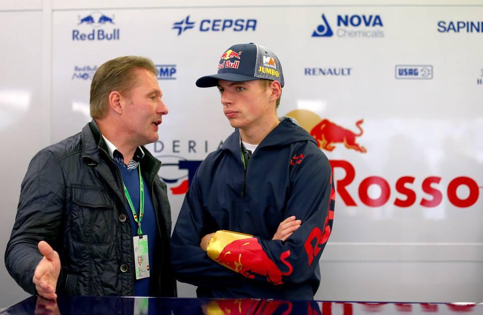 Villeneuve užaljen zaradi nastopa Verstappna