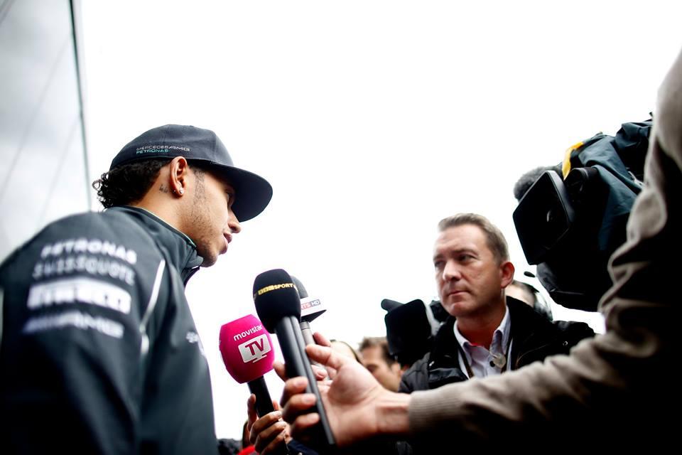 Lewis: Nisem poslušal nasveta in zmagal!