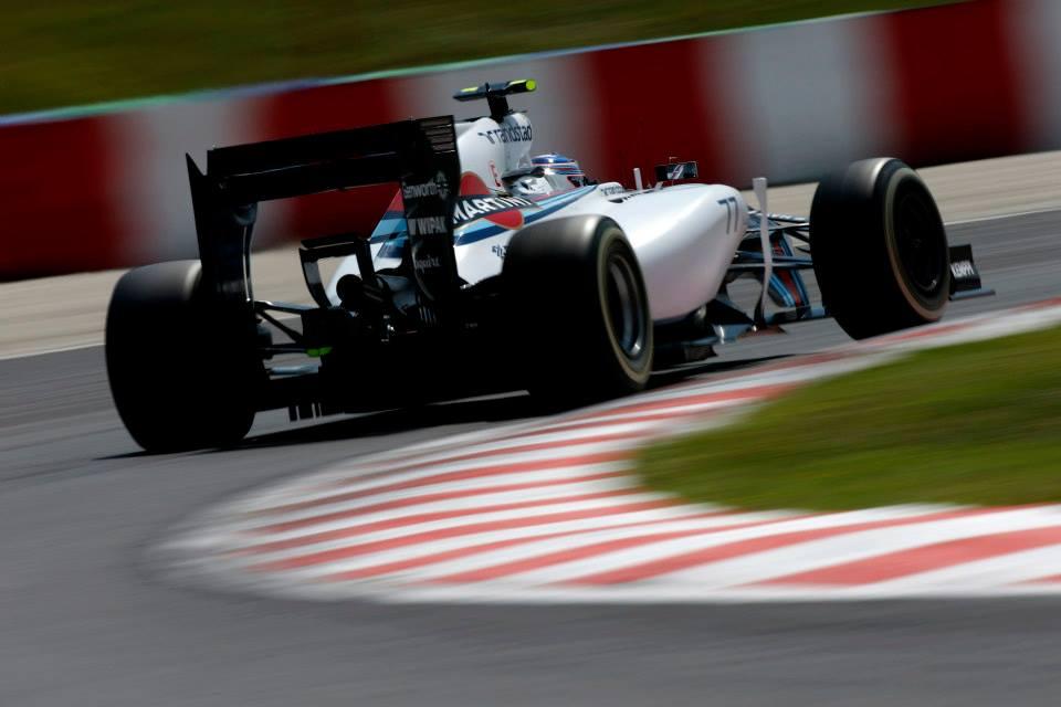 Williamsova dirkača prepričana v belgijski uspeh