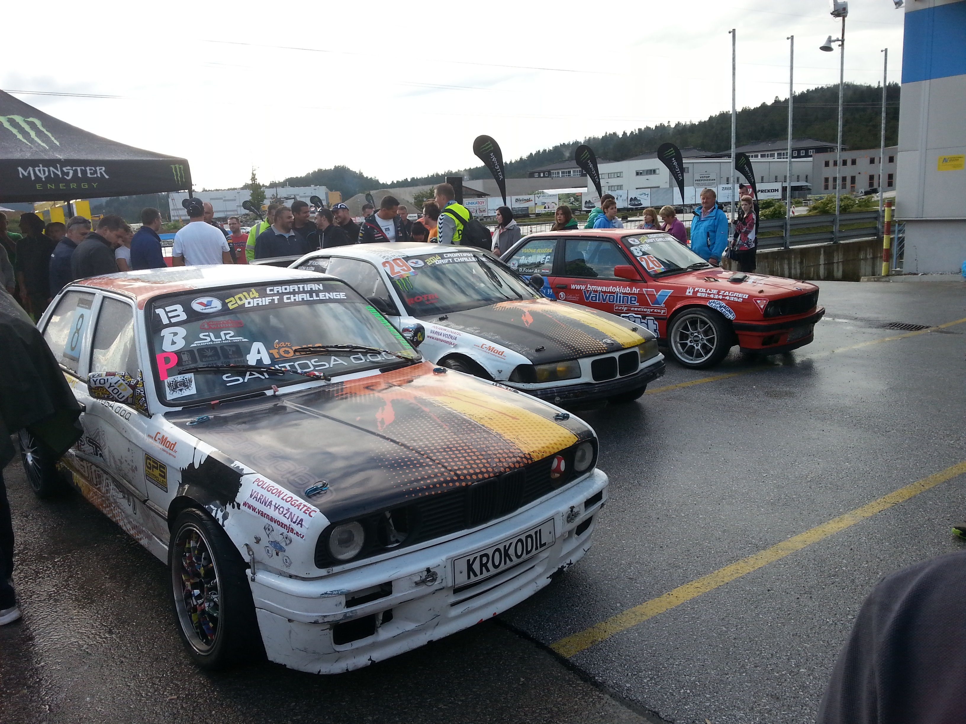 Drift power pokal v Logatcu