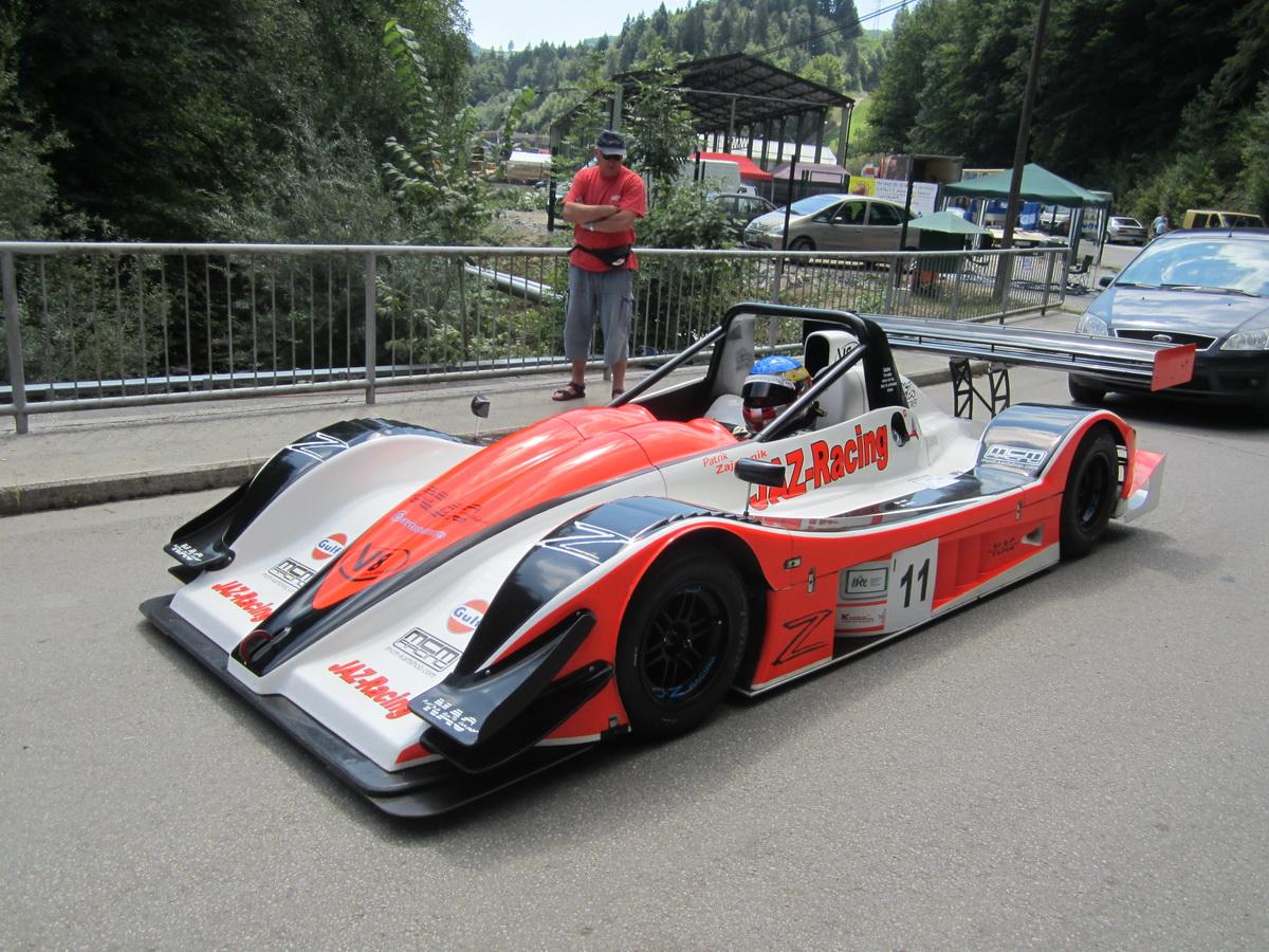 Po prvi vožnji Faggioli najhitrejši, Zjelšnik tretji