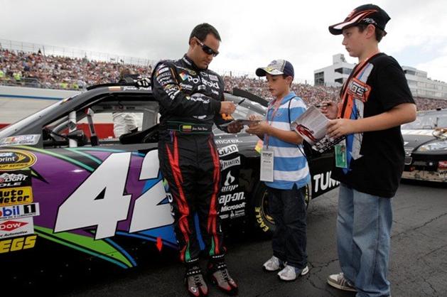 Juan Pablo Montoya dobil Indy 500