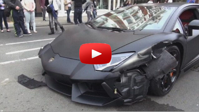 VIDEO: Mazda uničila Lamborghinija