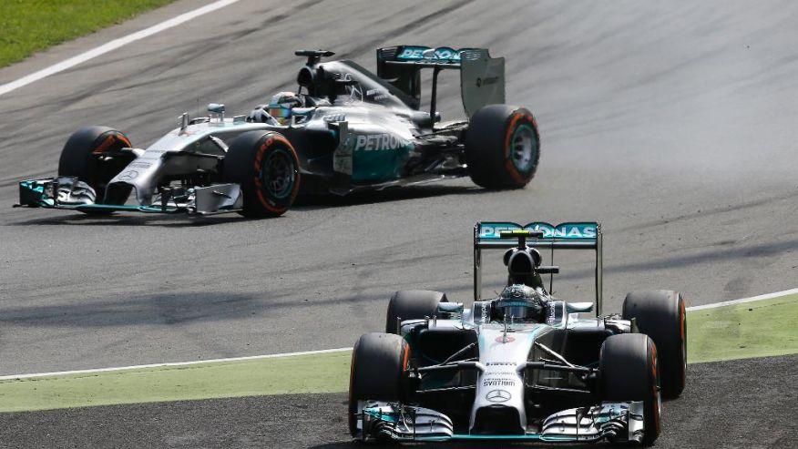 Je bila Rosbergova napaka zrežirana?