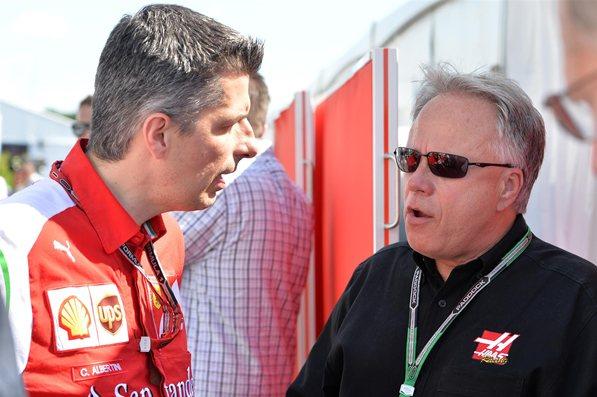 Gene Haas objavil listo petih dirkačev