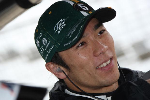 Takuma Sato za Amlin Aguri