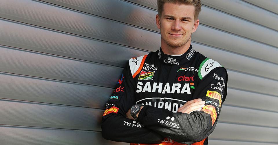Hulkenberg bo dirkal s Porschejem