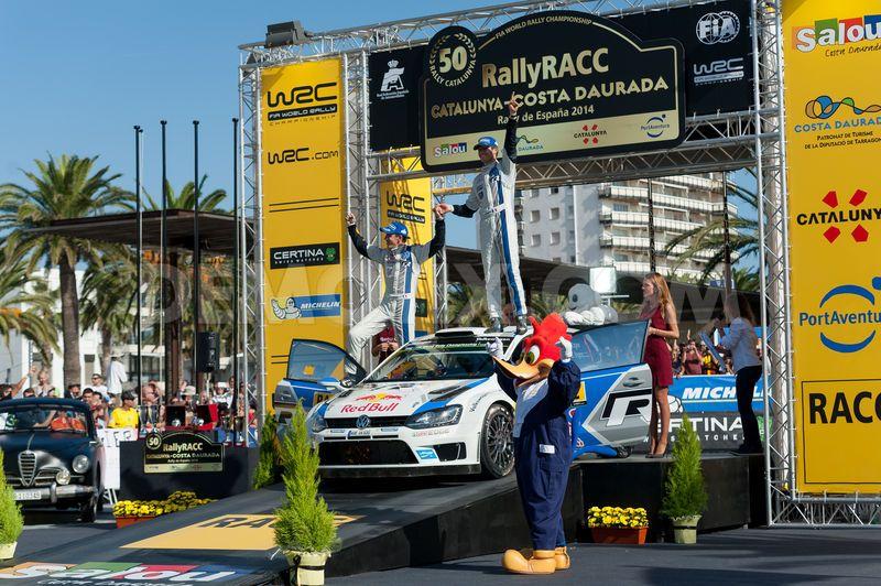Sebastien Ogier svetovni prvak