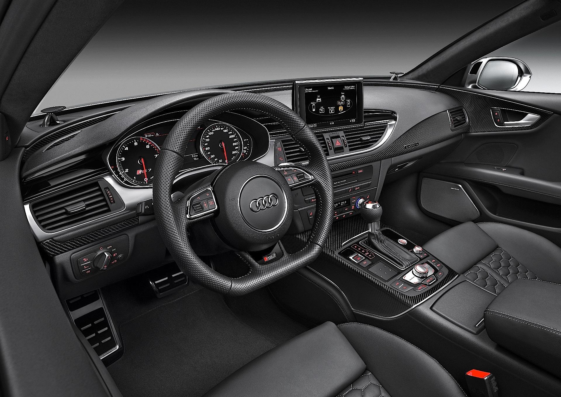 Audi RS7 bo dirkal brez voznika!
