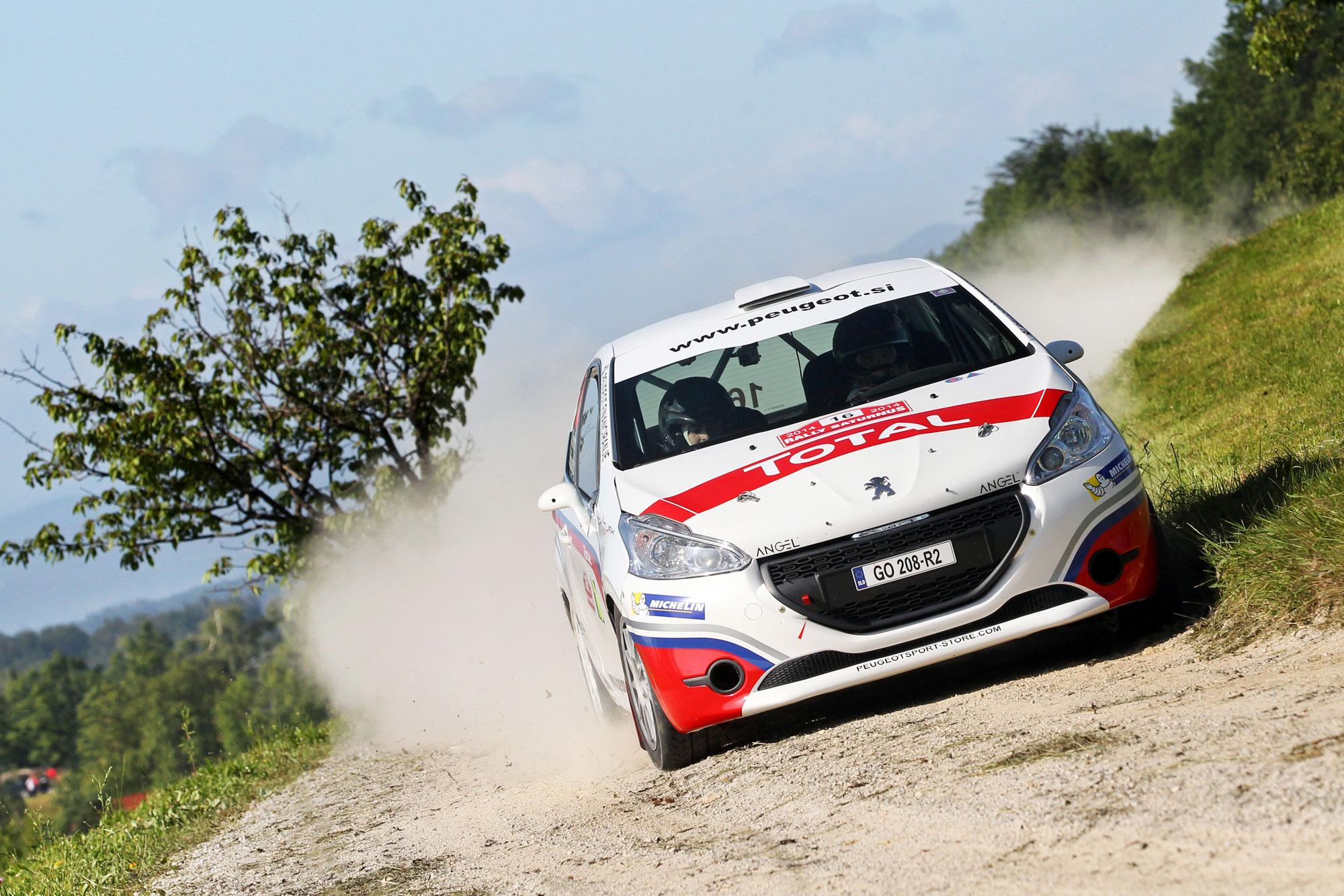 Rok Turk prvak v FIA rally prvenstvu centralno evropske cone