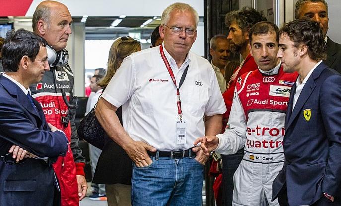 Alonso s VW-jemv F1?
